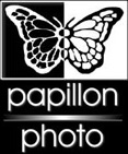 Papillon Photo logo
